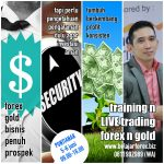 Training & LIVE Trading Forex Gold di Pontianak