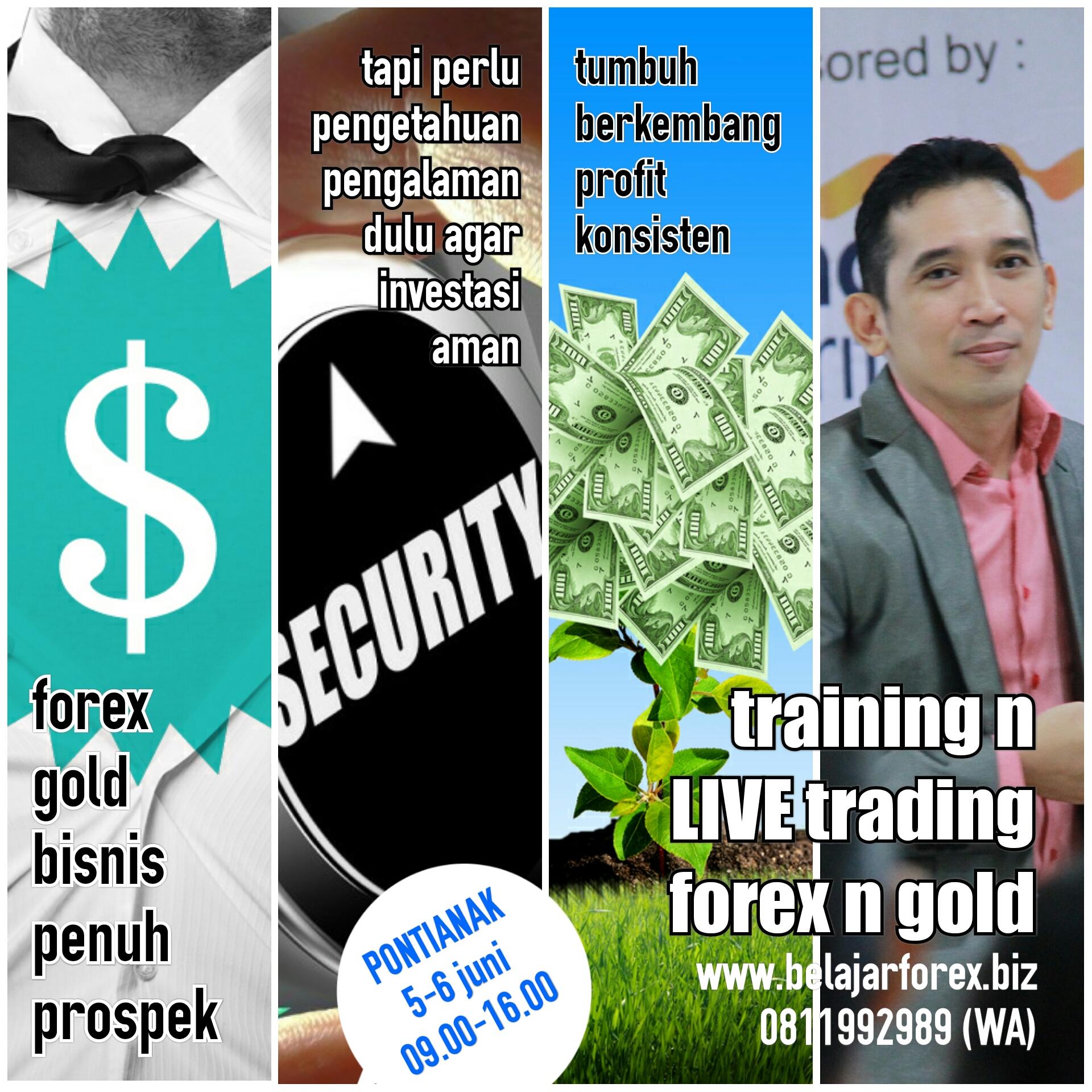belajar trading kalimantan