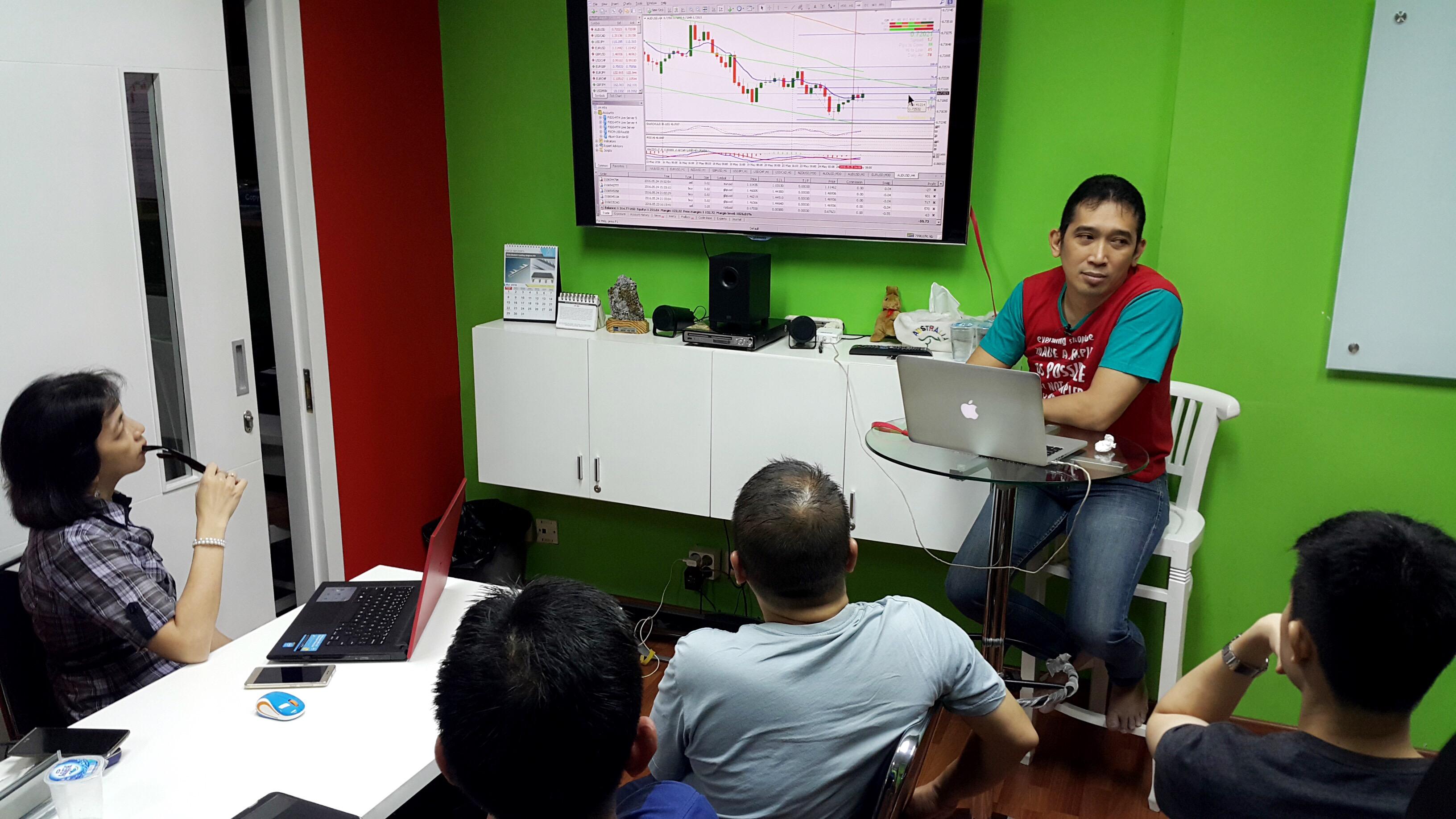 komunitas trading forex