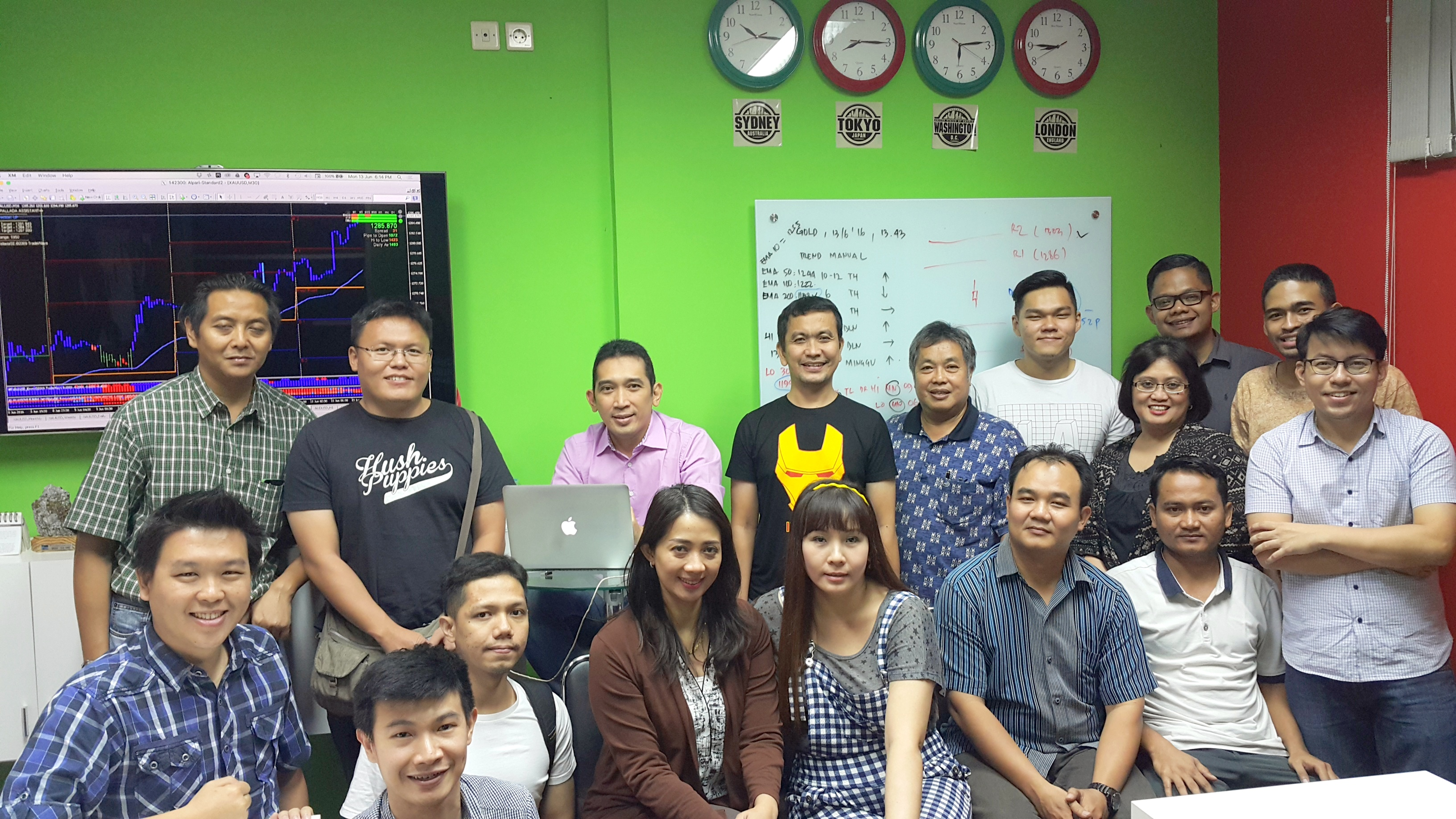 Forex workshop indonesia