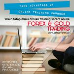 Training Online Forex Gold Trading