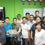 Belajar Forex Gold Jakarta Agustus 2016