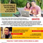 GATHERING & REFRESHING Alumni & Follower Komunitas #TradingTenangSenang