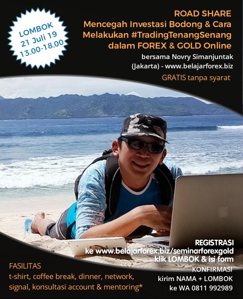 Belajar Forex Gold Lombok Mataram Belajar Forex Gold Trading